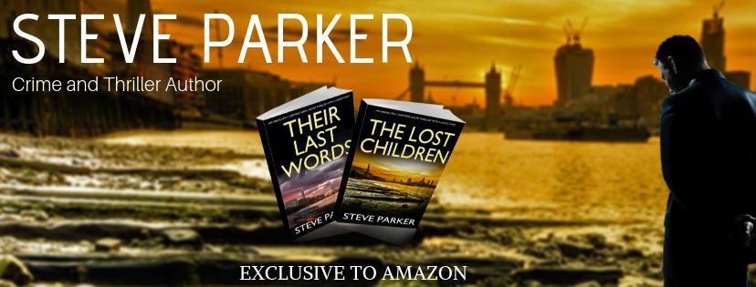 STEVE PARKER FaceBook Cover